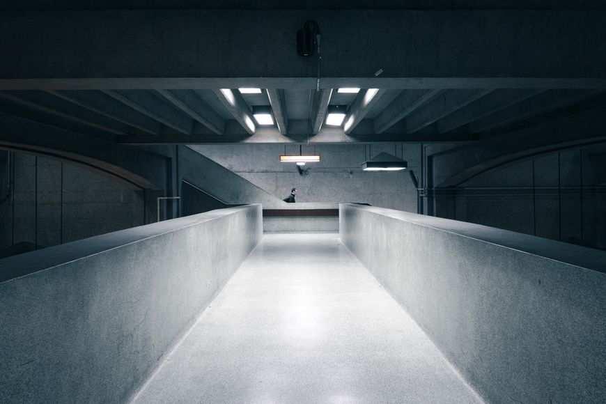 Nowoczesny beton architektoniczny