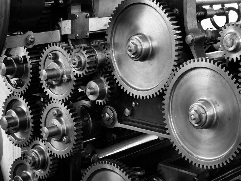 Zarobki przy budowie maszyn