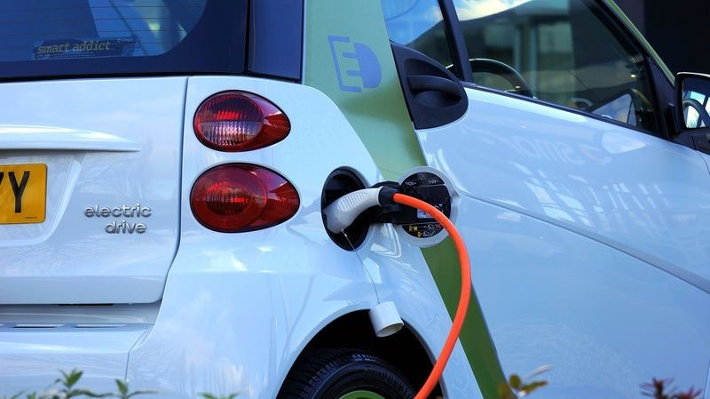 Akcesoria do samochodów elektrycznych
