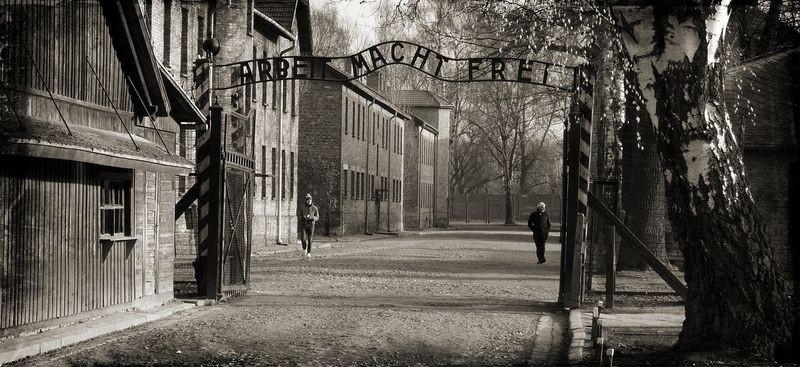 Wycieczka po Auschwitz