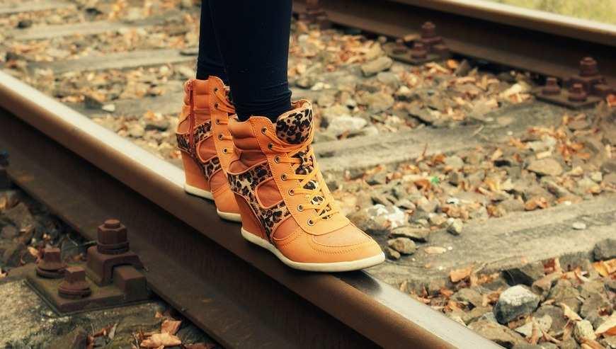 Wysokiej jakości obuwie