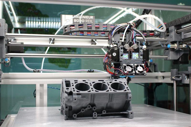 Profesjonalnie wykonywane skanowanie 3D